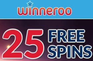 Winneroo free spins bonus