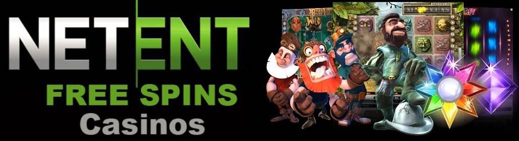 Free Spins Netent Casino