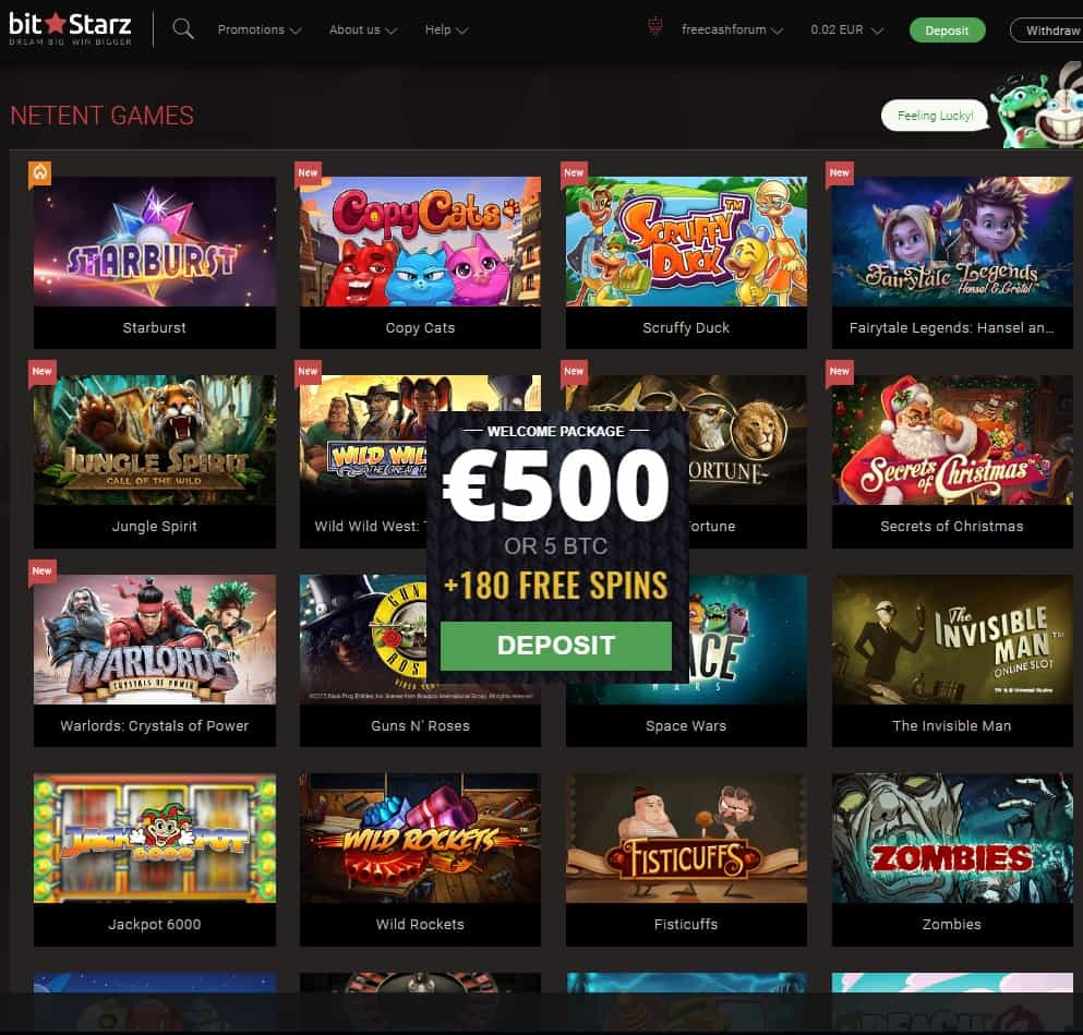 Bit Starz Casino