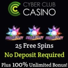 Cyber Club Casino Review - SCAM! Not Recommended!