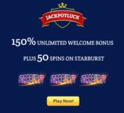Jackpot Luck Casino free spins