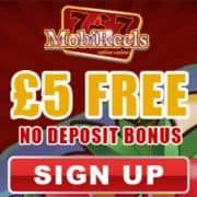 Mobireels Casino free spins