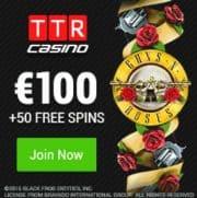 TTR Casino free spins