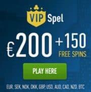 VIP Spel Casino free spins