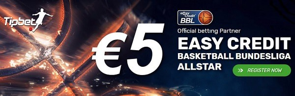 €5 free bet on sports bets