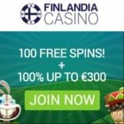Finlandia Casino banner