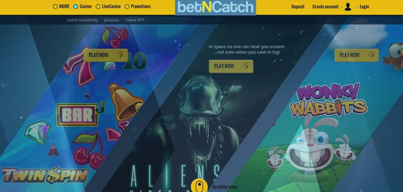 bet n catch casino