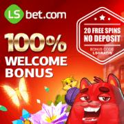 LsBet Casino banner