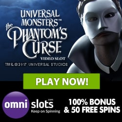 OmniSlots.com Casino 70 free spins and €500 welcome bonus