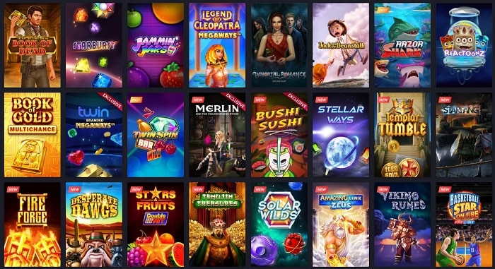 Twin Casino Games and Software