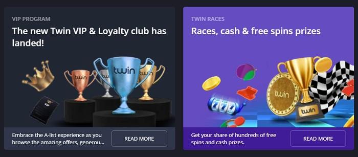 Twin.com VIP Bonus