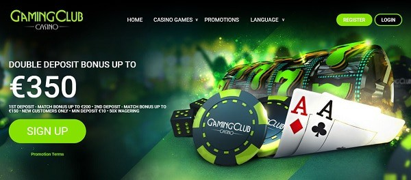New player welcome offer: 30 free spins!