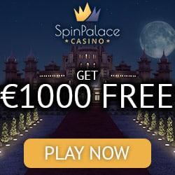 €1000 FREE bonus + 330 gratis spins (exclusive)