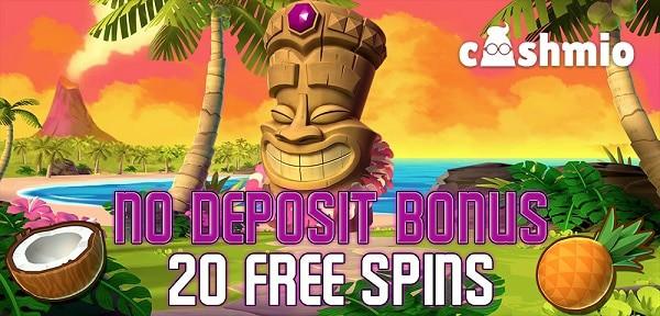 20 free rounds no deposit bonus