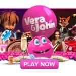 Vera John Casino [verajohn.com] 200% up to €100 free bonus