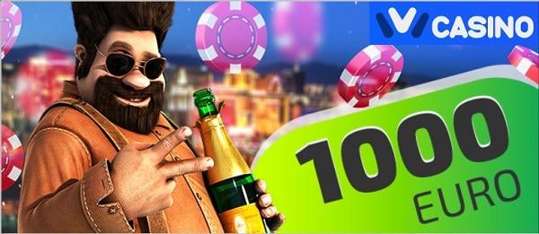 IVI Casino 1000 euro free cash