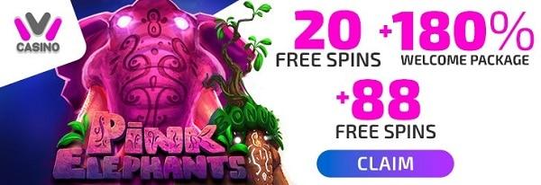 IVI Casino gratis spins