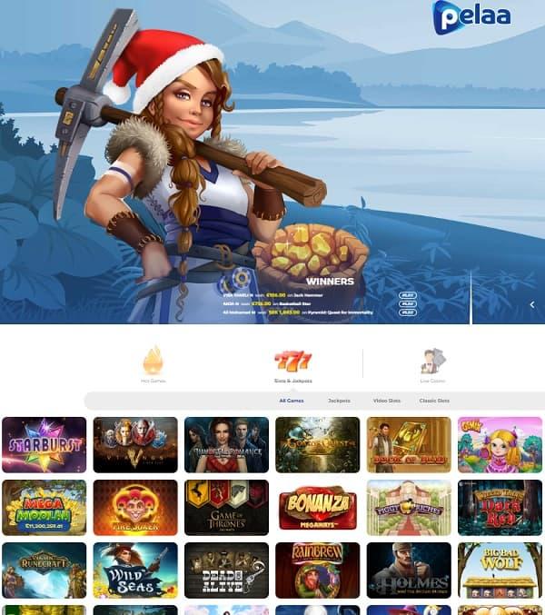Pelaa Casino review