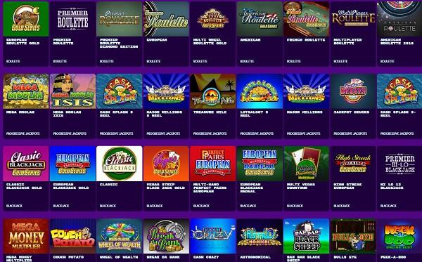 Microgaming Casino Games