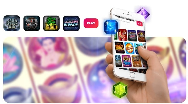 Spin Casino and Sportsbook - free play games
