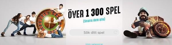 Spinit.com Casino games and software