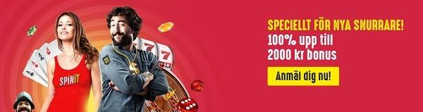 Spinit.com Casino welcome bonus and free spins