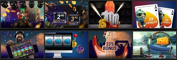 GOWILD Casino bonuses and promotions