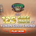 How to claim 125 free spins on Mega Moolah at Yukon Gold Casino?
