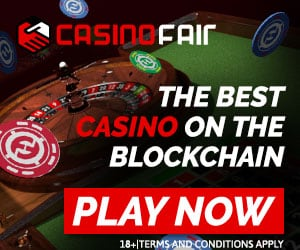 CasinoFair | Blockchain Casino | Funfair Crypto Games | Free Bonus