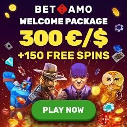 Betamo Casino [betamo.com] 3000 free spins every day!