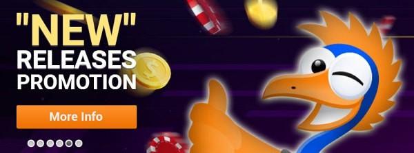 Emu Casino new games