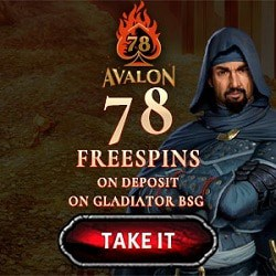 Avalon Bonuses, Games, Payments, Support