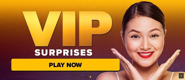 Enjoy exclusive and VIP promotions every day