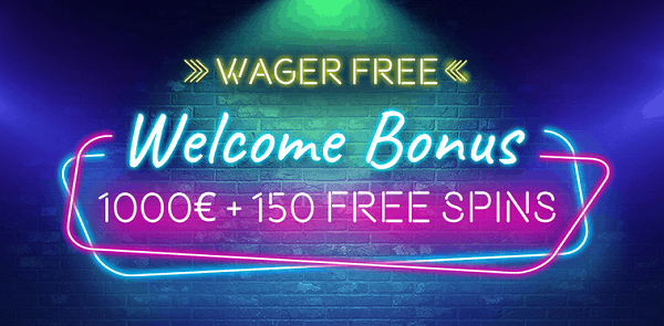No Wager Welcome Bonus Free Spins