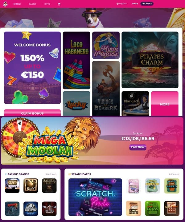 Yobetit.com Casino Full Review (Screen)