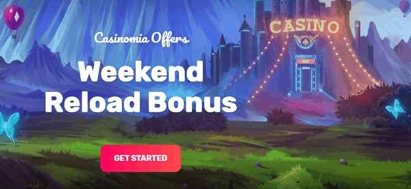 Weekend Bonus