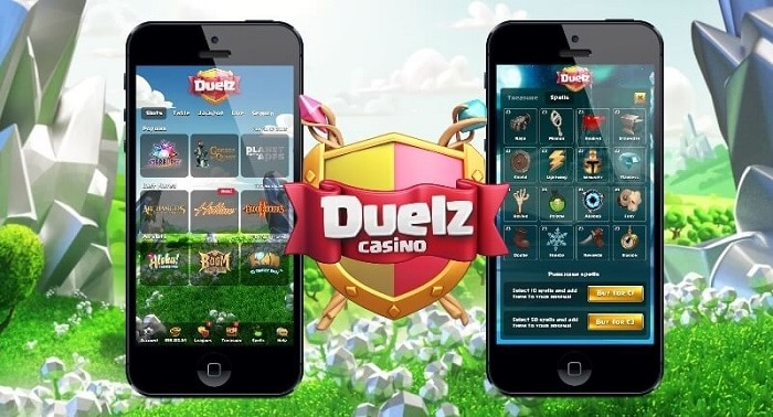 Duelz Casino Online Review