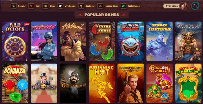 Popular Games