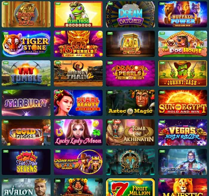 Abo Casinogames for free