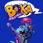 Boka Casino 200 free spins and 100% bonus on first deposit