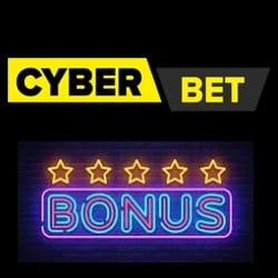 Cyber.bet Casino Welcome Bonus $100 free money on sign up