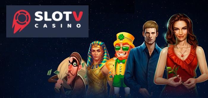 SlotsV Casino Free Bonus