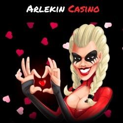 Arlekin free play bonus
