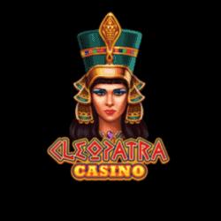Cleopatra Casino exclusive welcome bonus