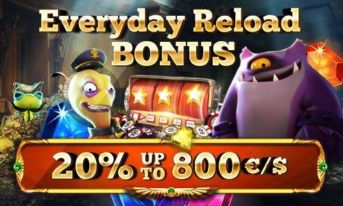 Everyday Reload Bonus